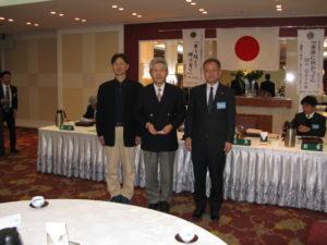 来る3月18日から開催される2016福山バスケットボールフェスティバルに協賛金が贈呈されました