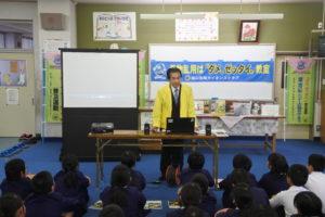 講師は地区名誉顧問の髙田健司さんです
